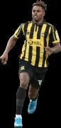 Haroune Camara football render