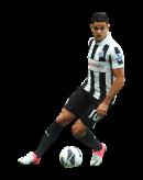 Hatem Ben Arfa football render