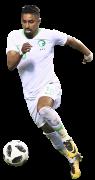 Hattan Bahbir football render