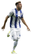 Hector Herrera football render