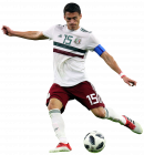 Hector Moreno football render
