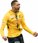 Guillaume Hoarau football render