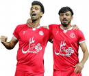 Hossein Mehraban & Amin Ghaseminejad football render