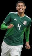 Hugo Ayala football render