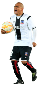 Humberto Suazo football render