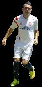 Iago Aspas football render