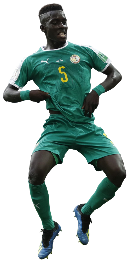 Idrissa Gueyerender