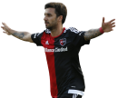 Ignacio Scocco football render