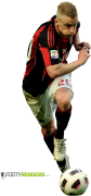 Ignazio Abate football render