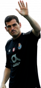 Iker Casillas football render