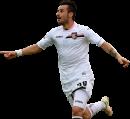 Ilija Nestorovski football render