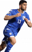 Ioannis Kousoulos football render