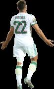 Ismaël Bennacer football render