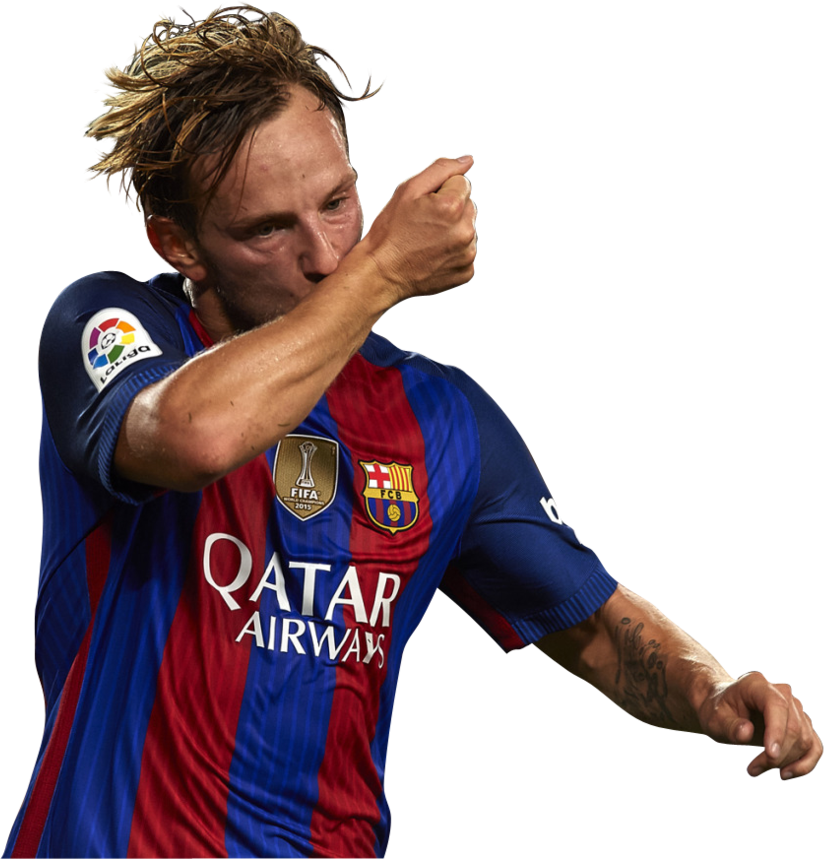 Ivan Rakitic render