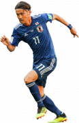 Takashi Usami football render