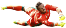 Jack Butland football render