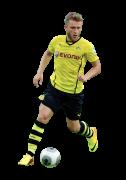 Jakub Blaszczykowski football render