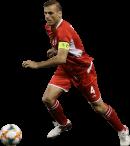 Jalal Hosseini football render
