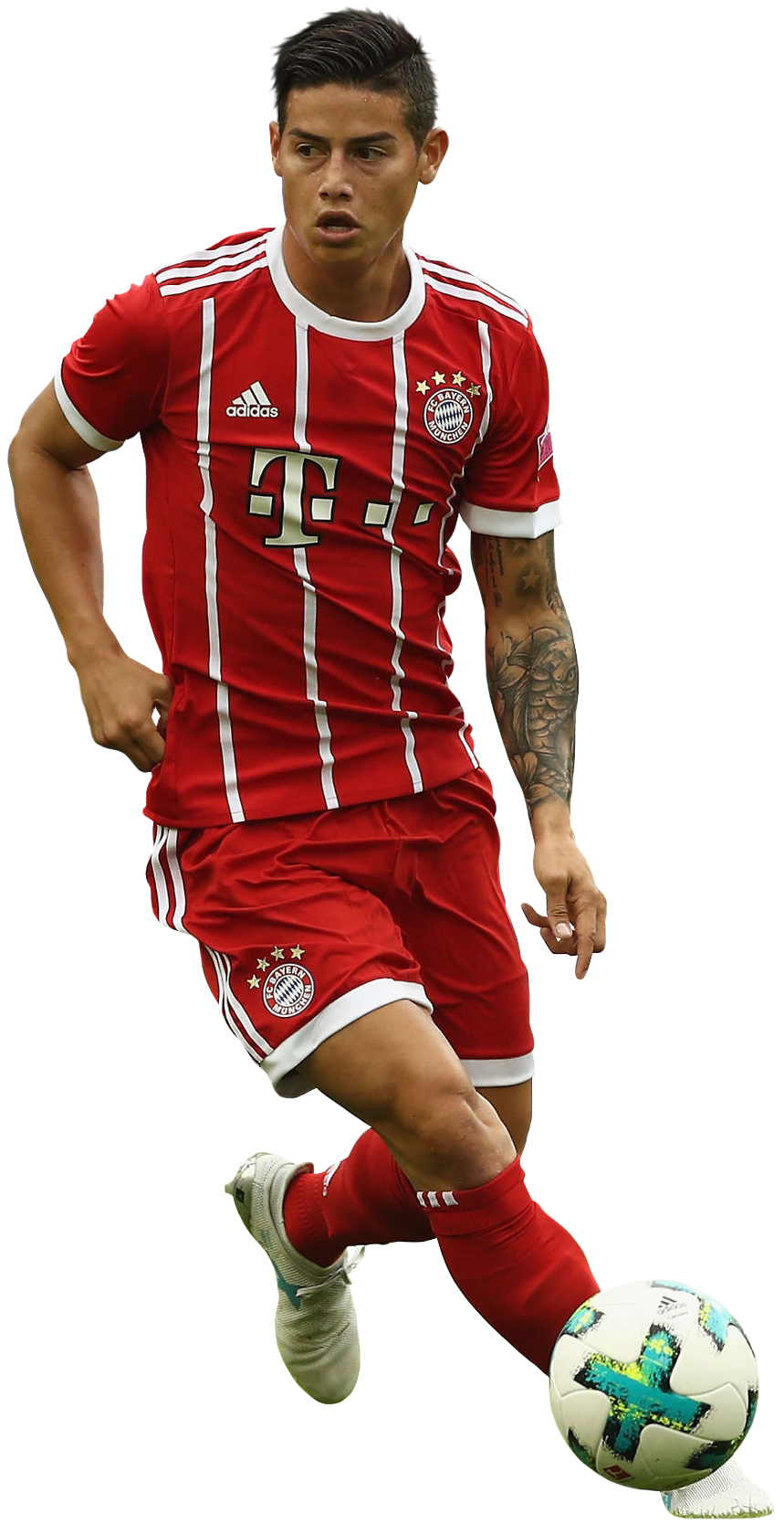 James Rodriguez render