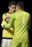 James Rodriguez & David Ospina