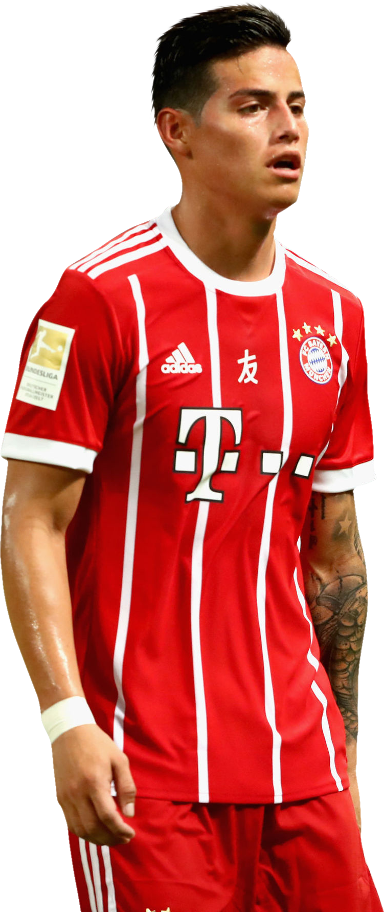 James Rodríguez football render - 38988 - FootyRenders