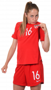 Janine Beckie football render