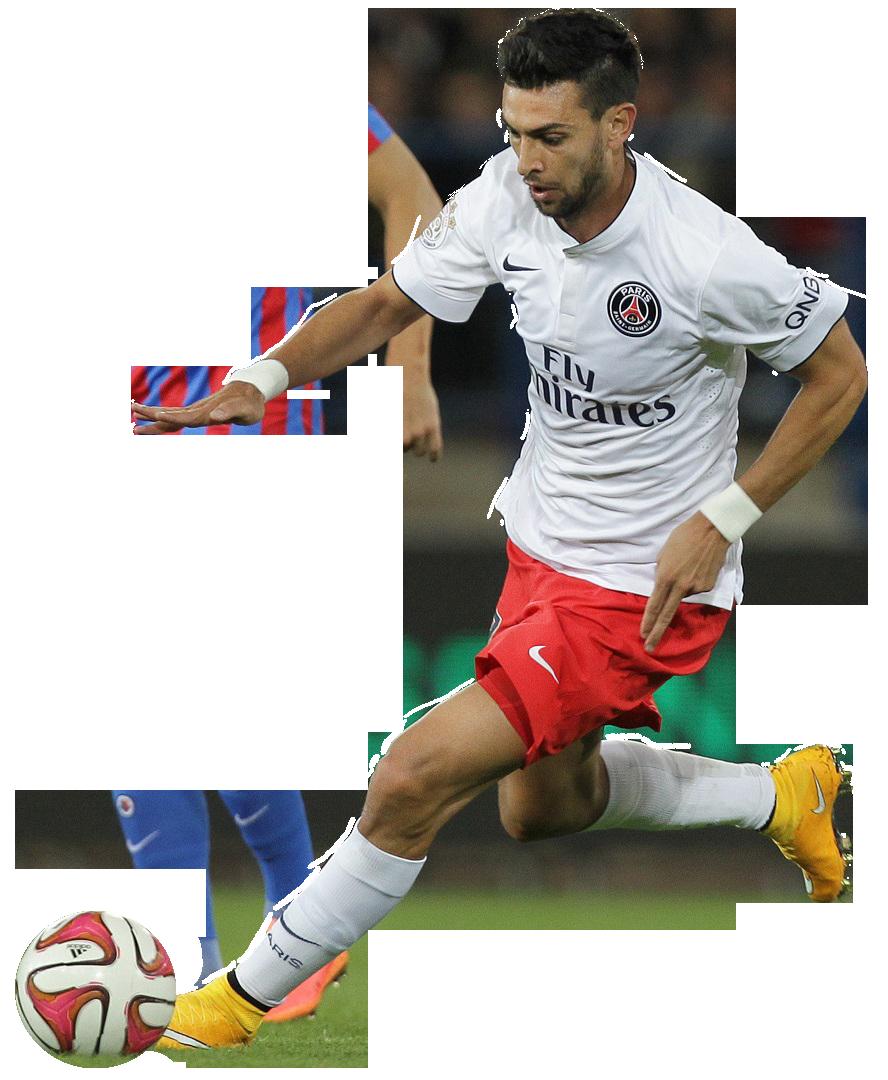 Javier Pastore: Javier Pastore Football Render