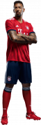 Jerome Boateng football render