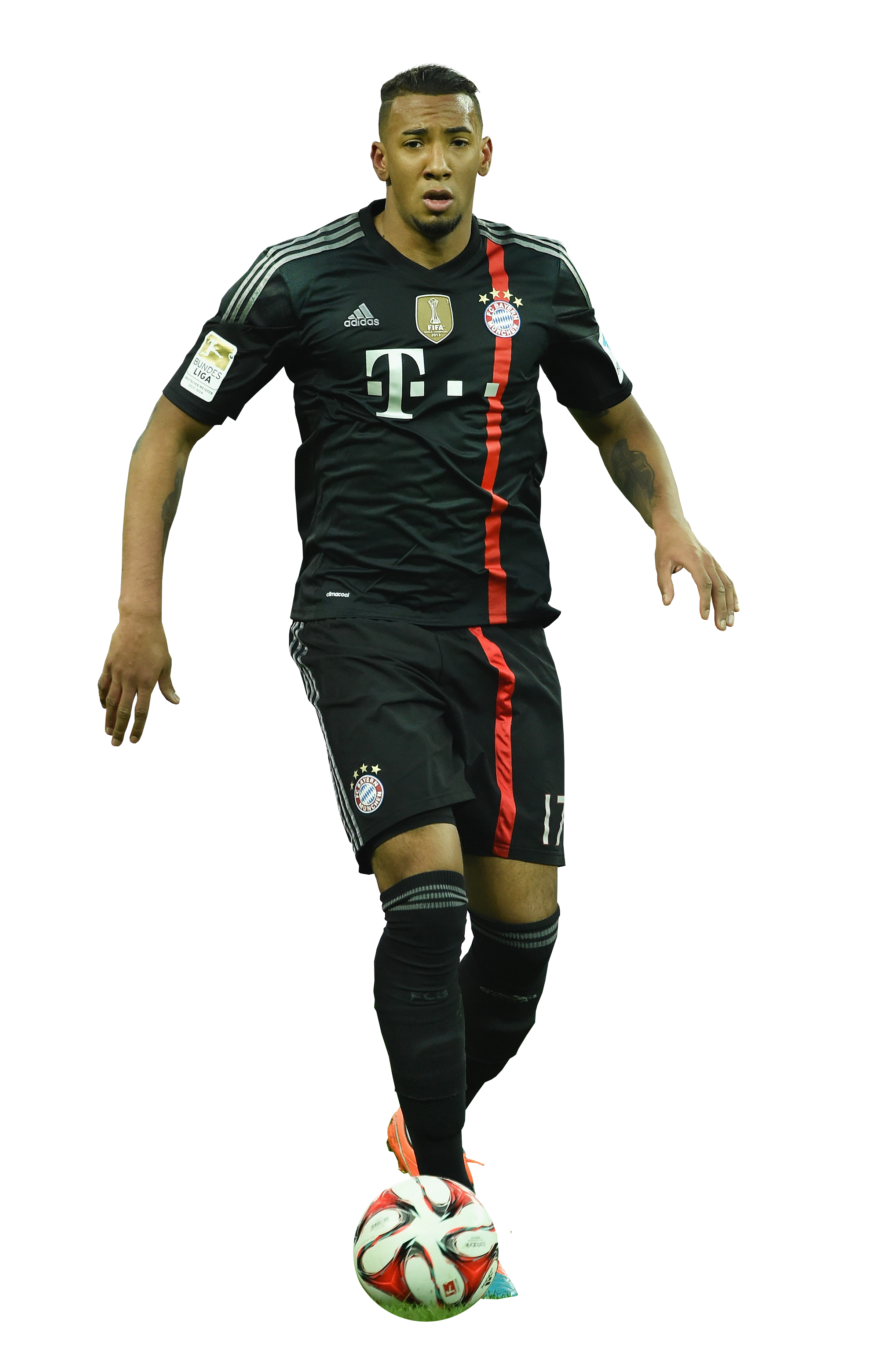 Jerome Boateng Football Render 10171 Footyrenders