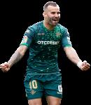 Jesé Rodríguez football render