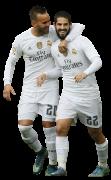 Jese Rodriguez & Isco