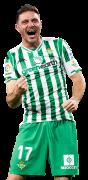 Joaquin Sanchez football render