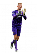 Joe Hart football render