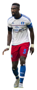 Johan Djourou football render