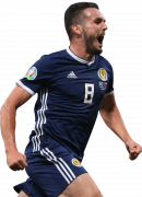 John McGinn football render
