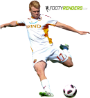 John Arne Riise football render