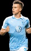 Jonas Knudsen football render