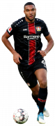 Jonathan Tah football render