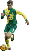 Jonny Howson football render