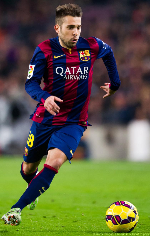 Jordi Alba render | FootyRenders.com