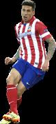 Jose Sosa football render