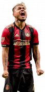 Josef Martinez football render