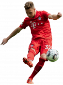 Joshua Kimmich football render