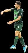 Josip Brekalo football render