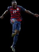 Jozy Altidore football render