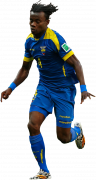 Juan Carlos Paredes football render
