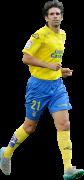 Juan Carlos Valeron football render