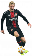 Julian Brandt football render