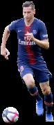 Julian Draxler football render