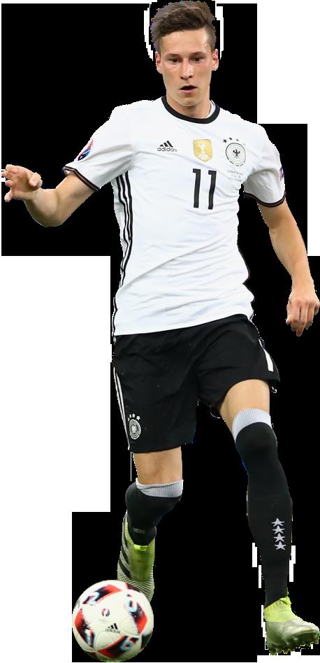 Julian Draxler football render - 27986 - FootyRenders